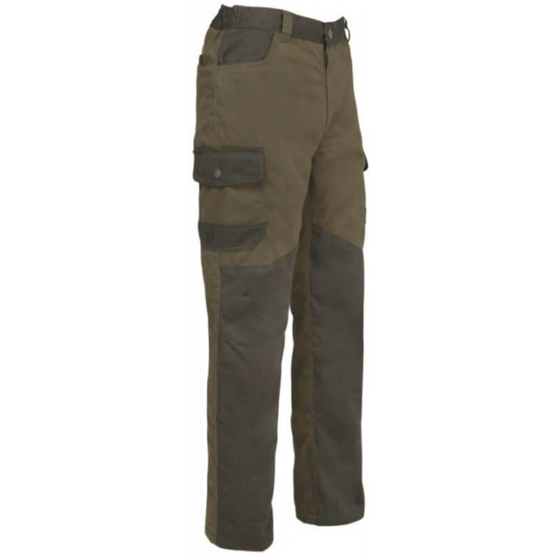 Pantalon chaud tradition - Kaki