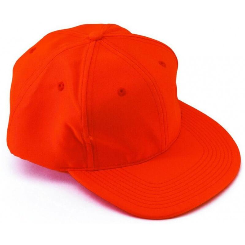 Casquette fluo enfant orange