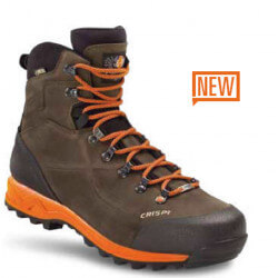 8a0907fc4c0715 Chaussure Crispi VALDRES Brown GTX