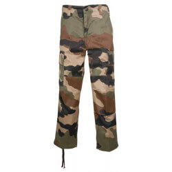 Pantalon BDU enfant Camo CE - PERCUSSION