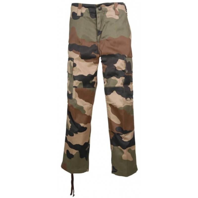 Pantalon BDU enfant Camo