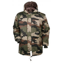 Parka Dubon enfant Camo - PERCUSSION