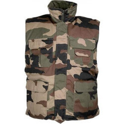 Gilet rangers enfant Centre Europe - Camo IDAHO
