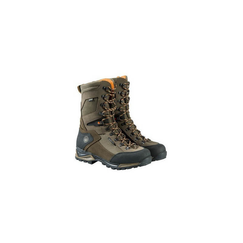 Bottes Shelter High GTX marron