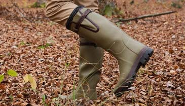 Botte chasse
